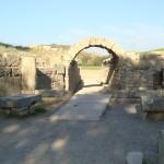 Olympian kentan portti