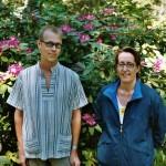 01 2004 Mustilassa Mikko ja Pirjo