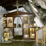 Agia Sofia luolan pyhäkkö