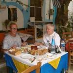 Mirtos Janniksen tavernassa