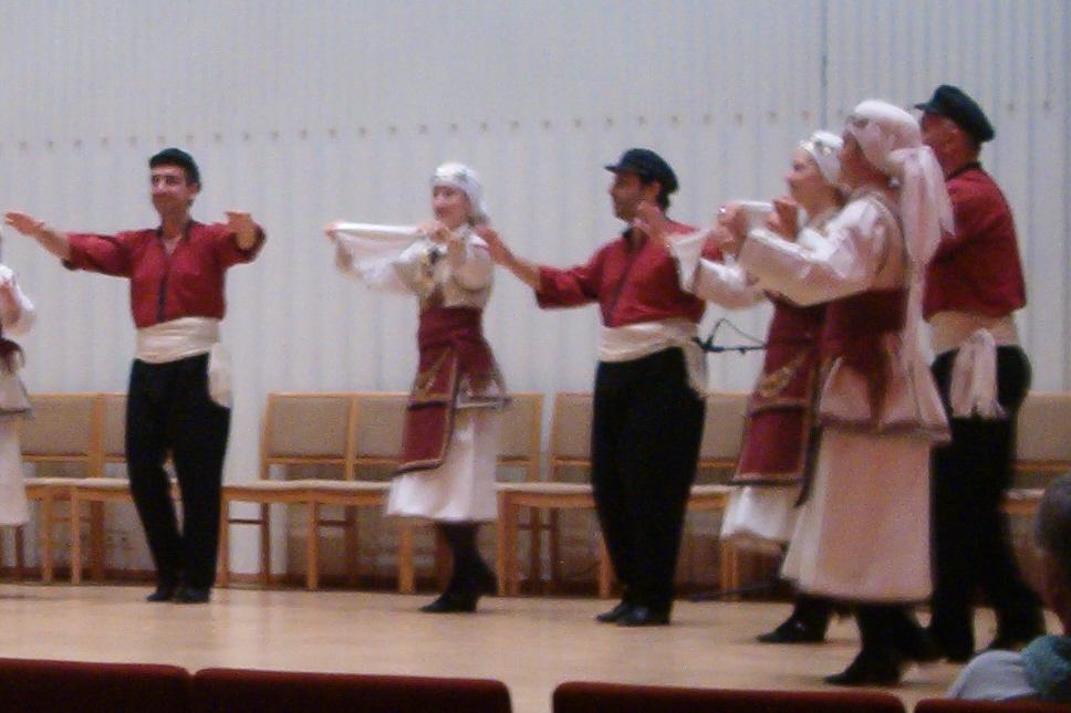 Voloksentanssijat2007