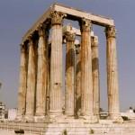 Ateenan Olympian Zeus