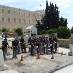 Parlamentin poliisit