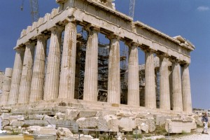 Parthenonin temppeli