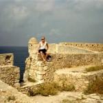 Fortezzan muureilla