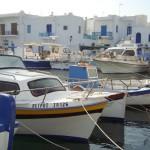 Paros Naoussan veneet